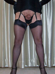 Crossdressing husband wife acceptance stories Amateur Crossdressers in Panties collection